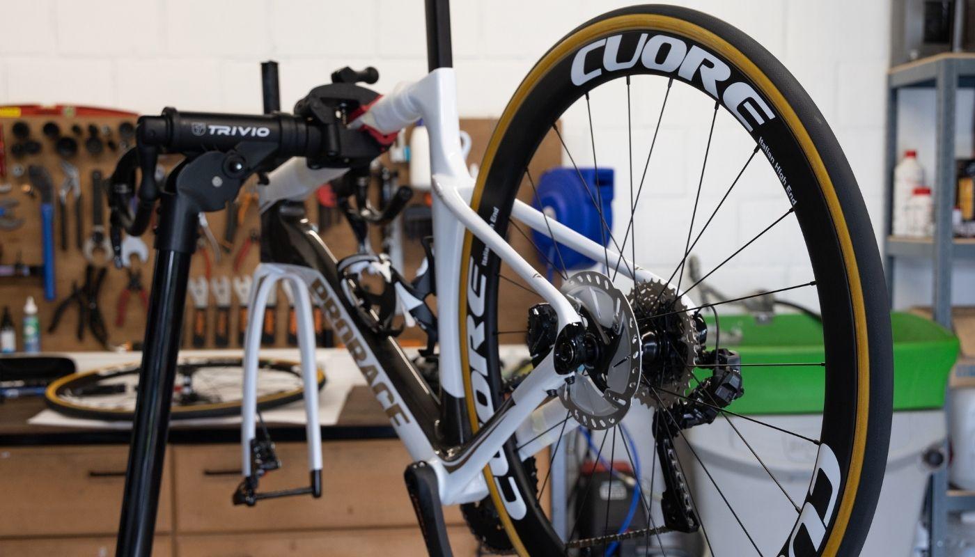 Fixeur pedaleur Laarne